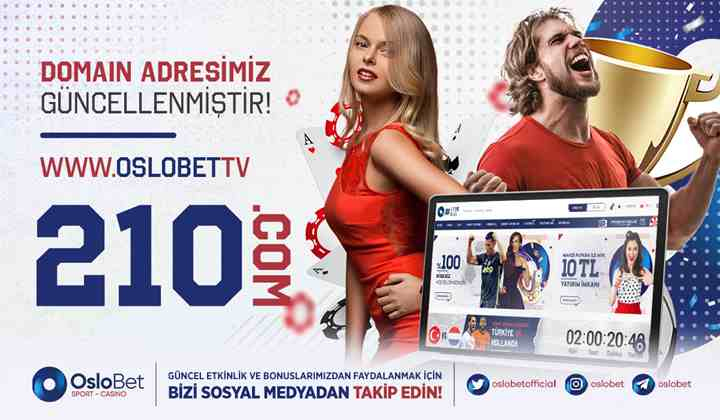 Oslobet 210 Oldu - Oslobet Güncel Giriş - Oslobet Casino